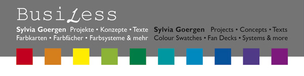farbkarten farbf cher farbsysteme mehr farbtabellen farbvergleiche farbdesign software. Black Bedroom Furniture Sets. Home Design Ideas